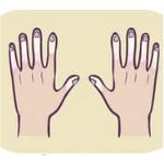 arthritis hands graphic