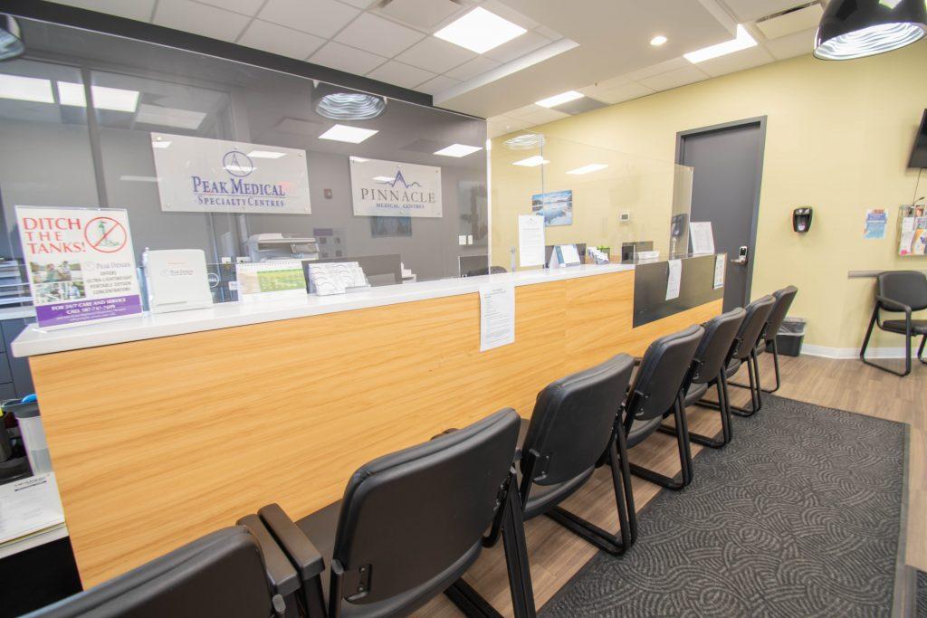 peak medical group crowfoot nw calgary office